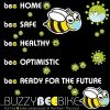 stay safe | Buzzy Bee Bike, Chiang Mai, Thailand