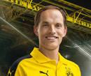 Autografado por Thomas Tuchel, técnico do Borussia Dortmund para a temporada 2016/2017