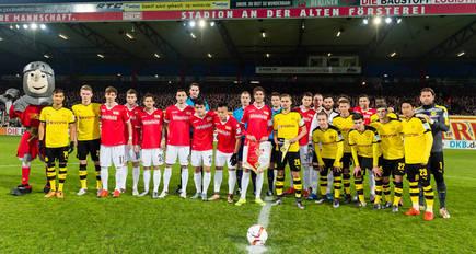 Dfb Pokal Heimspiel Gegen Union Berlin Bvb De