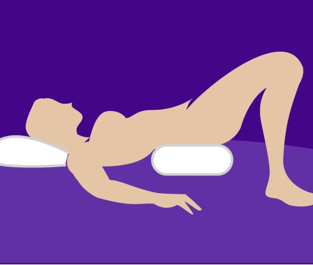 Facing Your Partner Whilst Supporting Your Body Using Pillows Can Be An Intimate Position For Anal