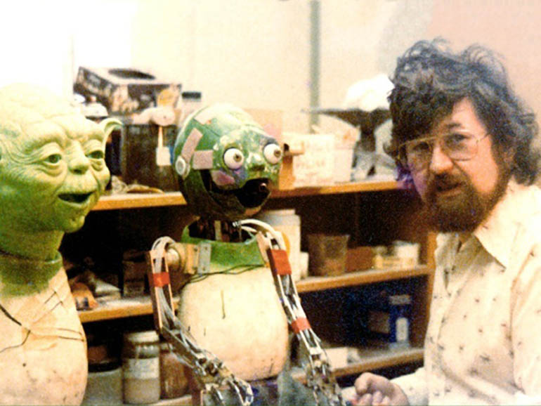 Yoda+Nick Maley