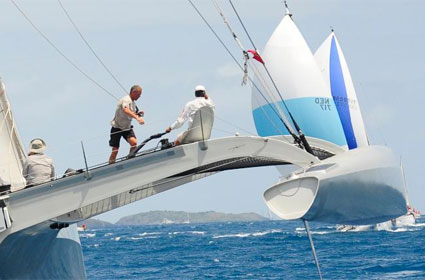 BVI Spring Regatta And Sailing Festival Another Day Of Hot