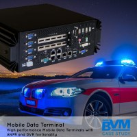 Case Study: Mobile Data Terminal with ANPR and DVR functionality