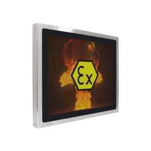 ATEX Certified Panel PCs