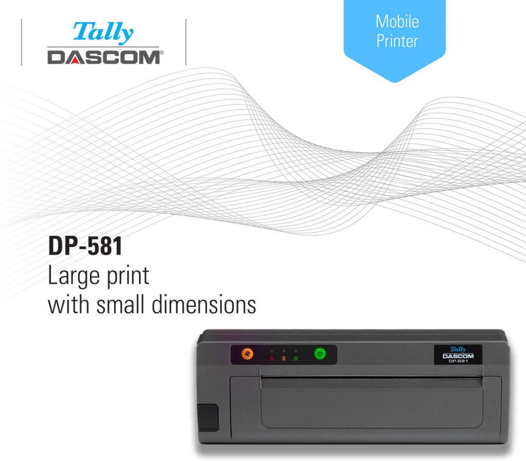 DP-581 In-vehicle Thermal Printer