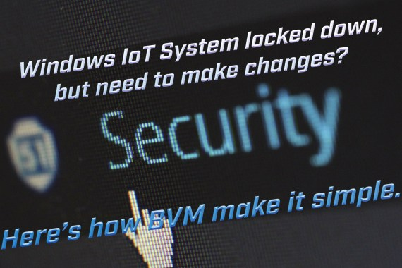 windows iot lockdown