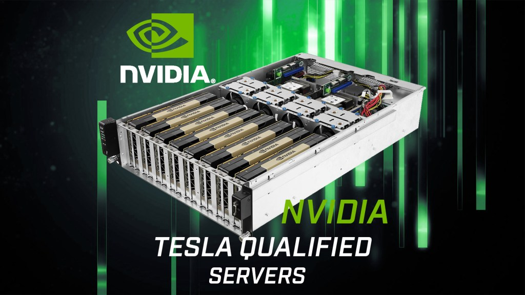NVIDIA Tesla Qualified Servers