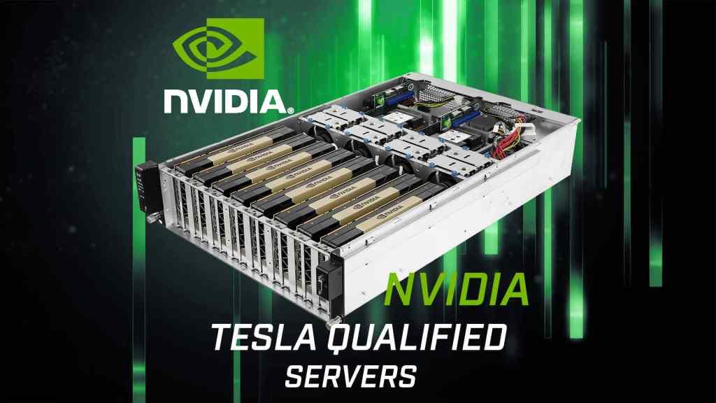 NVIDIA Tesla Qualified Servers
