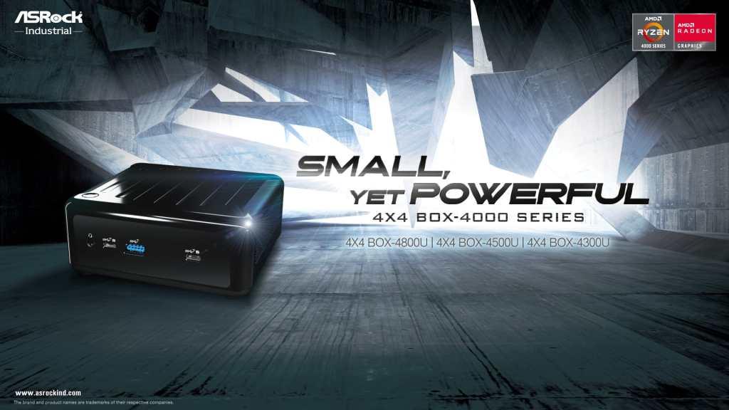 4X4 BOX 4000 Series 1920x1080
