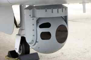 Camera dome on drone AdobeStock 194287225