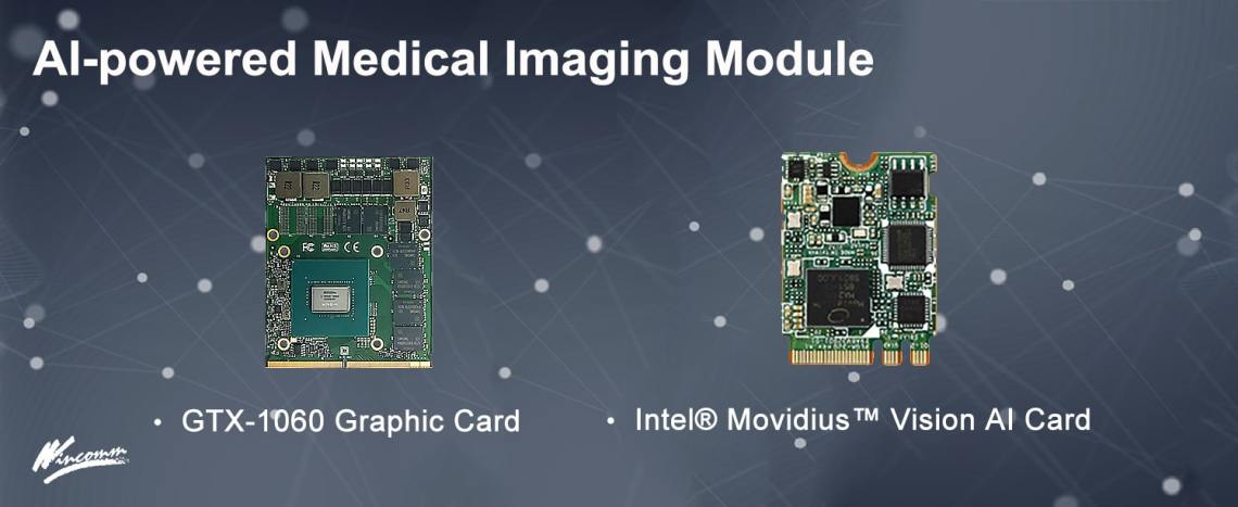 2020 Medical AI Panel PC components for newsletter