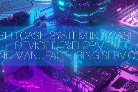Pelicase Device Development