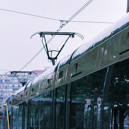 Railway Pantograph Monitoring 1