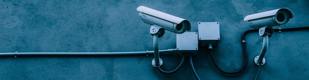 surveillance banner