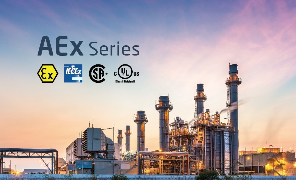 AEx Series Panel PCs