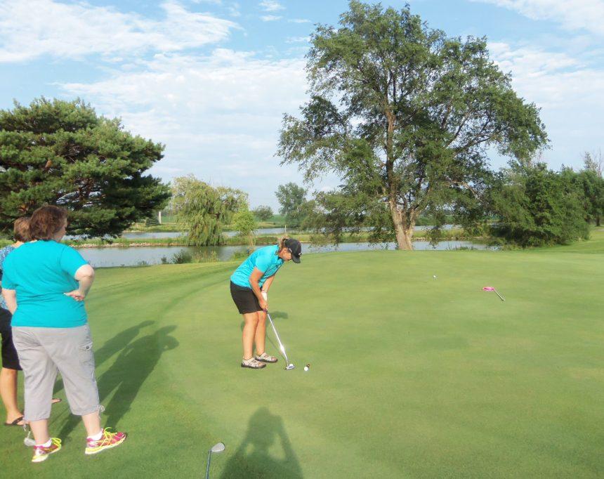 2015 Nine and Wine Golf Tournament