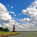 Scout Park lighthouse