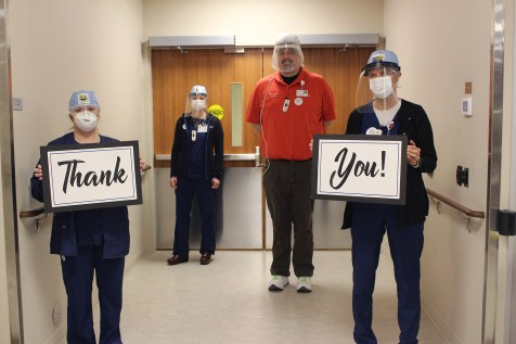 ER Staff Thank You