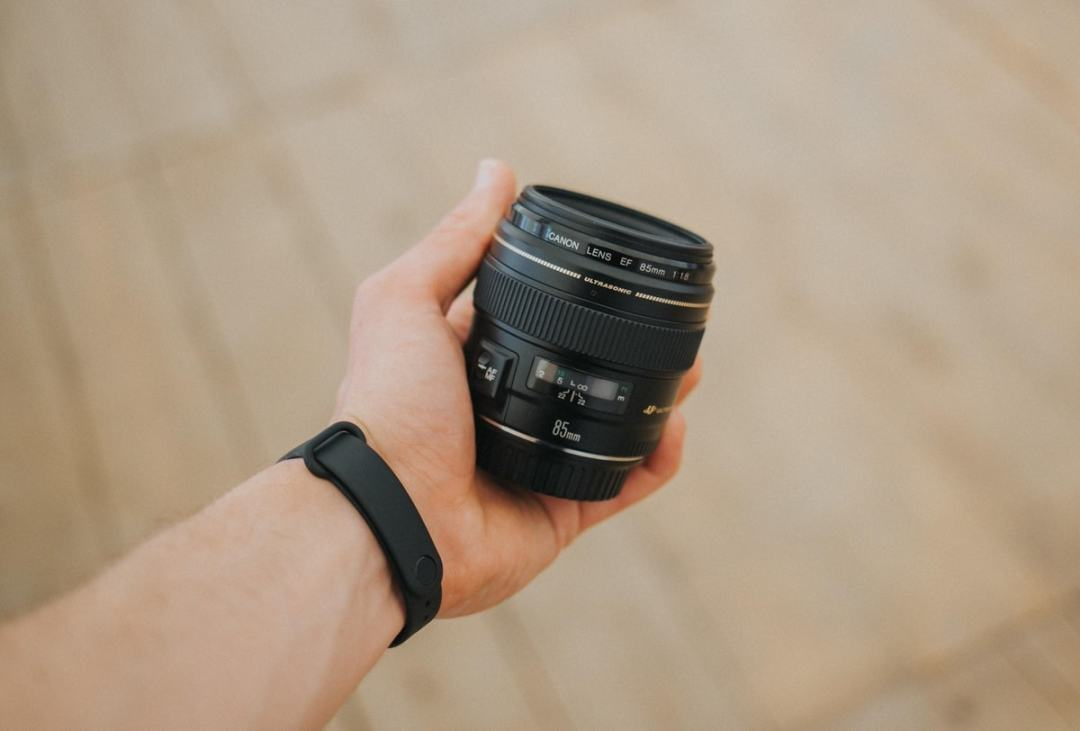 prime lens in photography