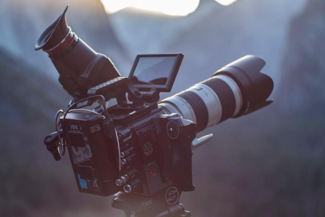 telephoto lens in photography