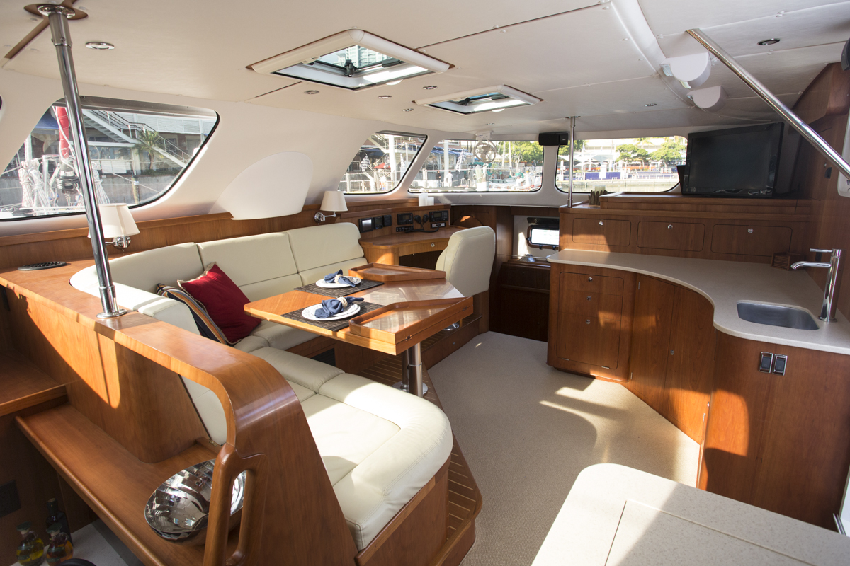 Antares 44i Cruising Compass