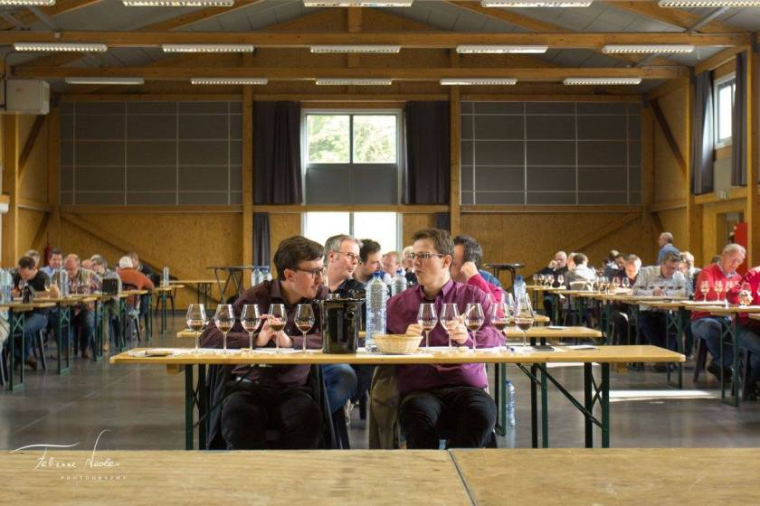 Brabant Wine Trophy 2017 - Vue d'ensemble