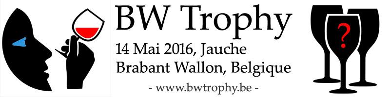 BW Trophy - Logo Concours Oenologique