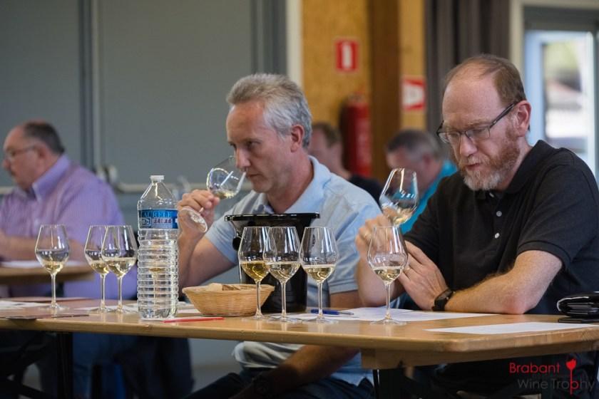 Brabant Wine Trophy 2018 - Equipe Les Pierrots