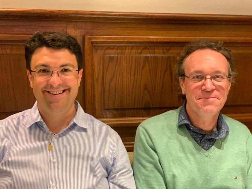 Hugues & Jean-Marc, les organisateurs du BW Trophy