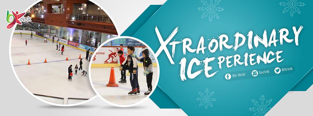 Bintaro Xchange Ice Skating Rink (BX Rink)