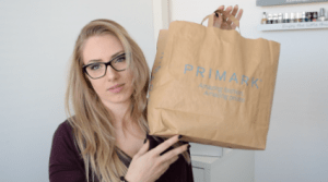 Primark Action en Meer Shoplog