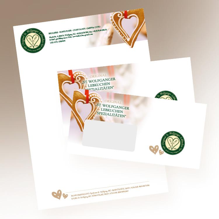 Briefpapier & Umschläge/Kuverts by mOnA