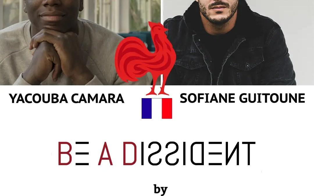 Yacouba Camara et Sofiane Guitoune