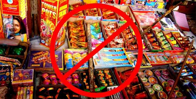 Fire Crackers Ban