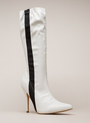 sporty high knee boots $39