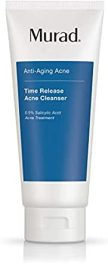 acne tip: murad cleanser to get rid of acne and get clear skin
