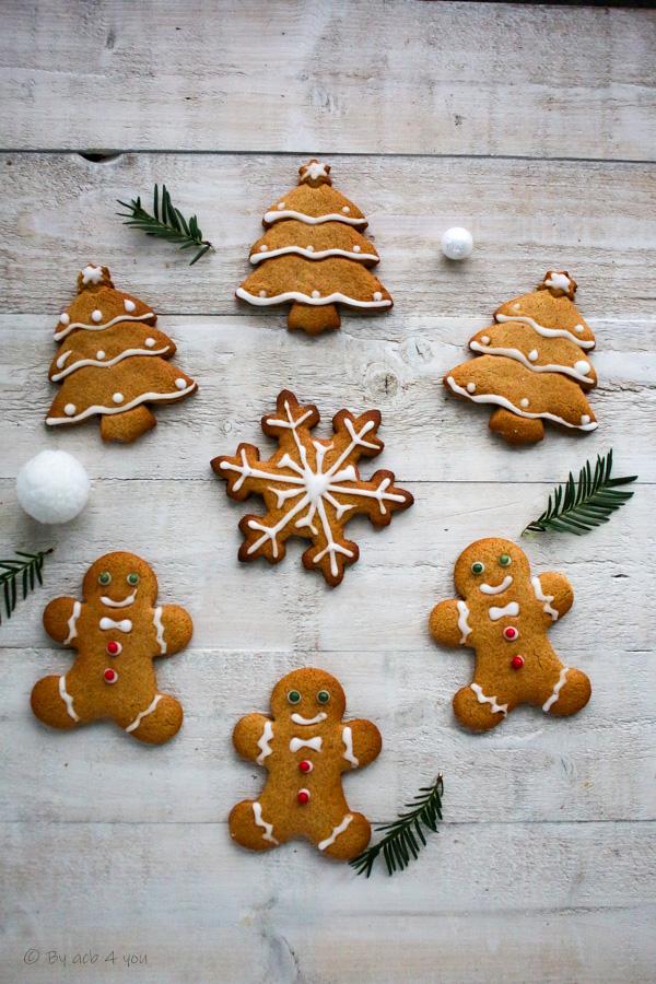 biscuits pain d epices pour noel