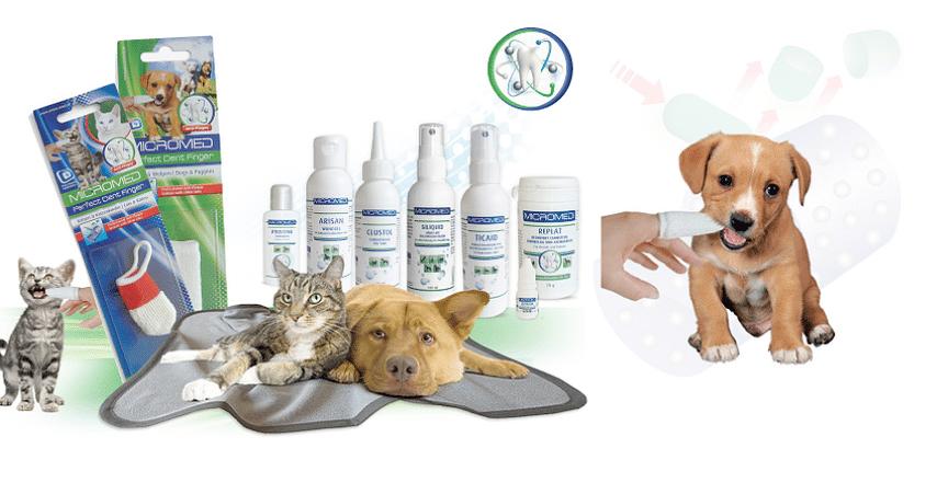 Micromed Prodotti Per Animali A Base Di Argento Colloidale