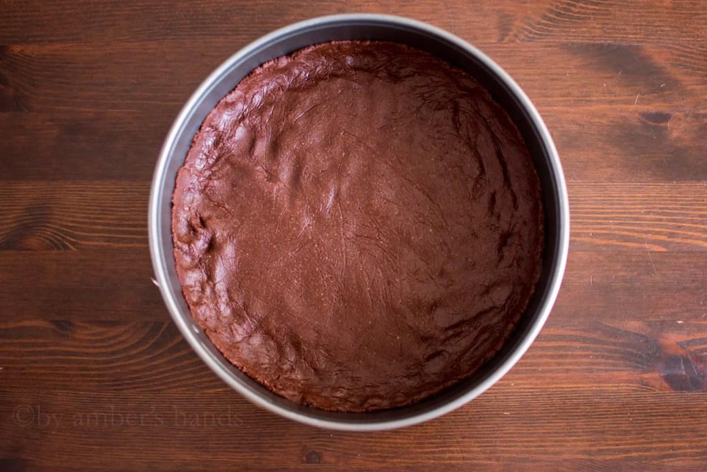 Keto Marble Cheesecake -keto cake walk-