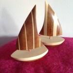 trædrejning woodturning skibe træ dåbsgave