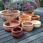 træ trædrejning woodturning vikingskål vikings salatskål salt