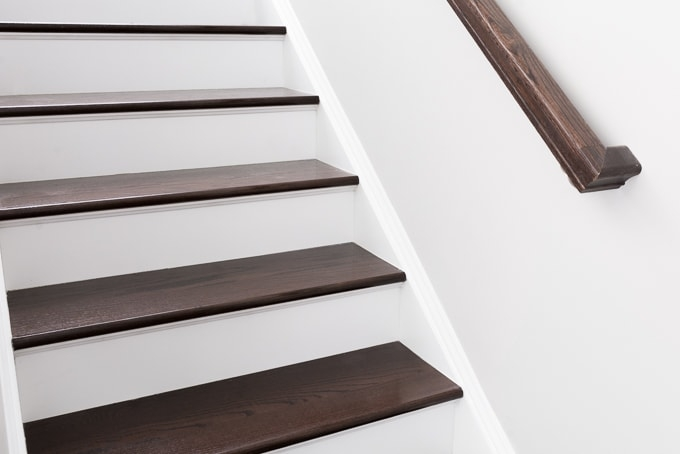 How To Caulk Hardwood Stairs Repair Cracked Stair Stringers And Trim   Putting Wood On Stairs   Carpeted Stairs   Stair Risers   Concrete Stairs   Treads   Engineered Wood Flooring