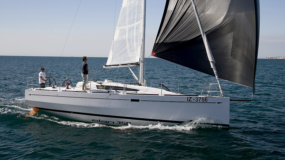 BYC Yacht Charter Boat Sales Elan Performance