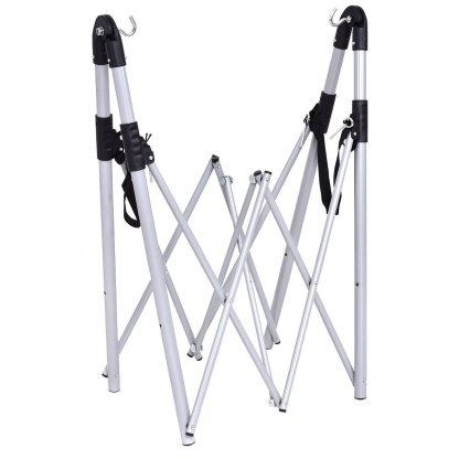 Portable Folding Steel Frame Hammock w/Bag
