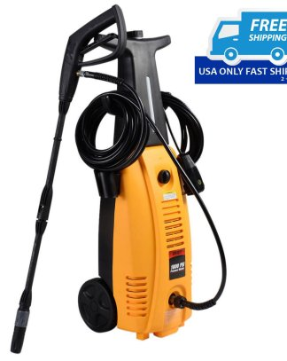 2000w Electric Burst Sprayer High Pressure Washer