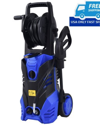 2 GPM 2000 W 3000 PSI Electric High Pressure Washer