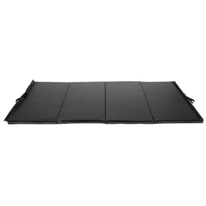 "New 4'x8'x2"" Gymnastics Mat Folding Panel Gym Exercise Yoga Mat Pad"