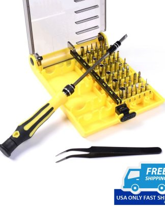 45 in 1 Torx Precision Screw Driver Repair Tool Set Flexible Kit Phone Mobile