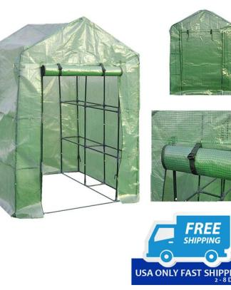 8 Shelves Portable Greenhouse