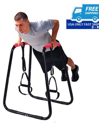 Fitness Strength Training Dipping Station